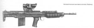 Автоматическая винтовка системы Энфильд