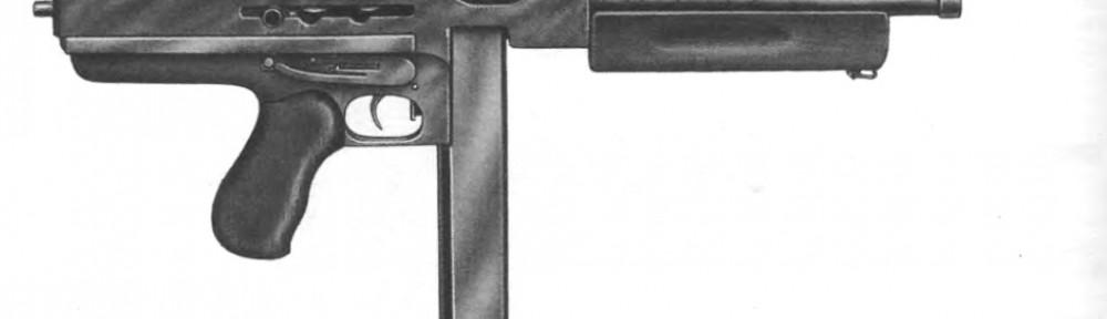 Модифицированные автоматы Томпсон, калибр ,45