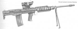 Ручной пулемет системы Энфильд