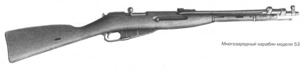 Многозарядный карабин модели 53