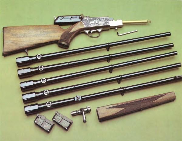 Европейский рынок охотничьего оружия