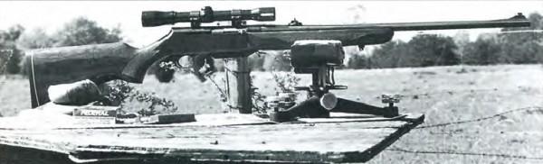 Полуавтоматические винтовки